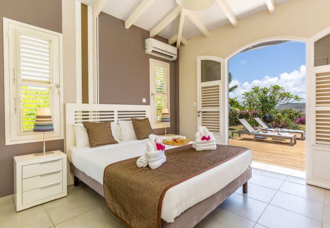 Villa à Le Vauclin - Jade Palm - Séjour de rêve à Palm Villas